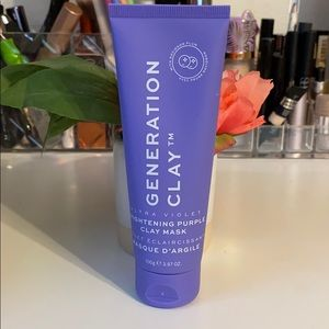 NEW Generation Clay Brightening Purple Clay Mask